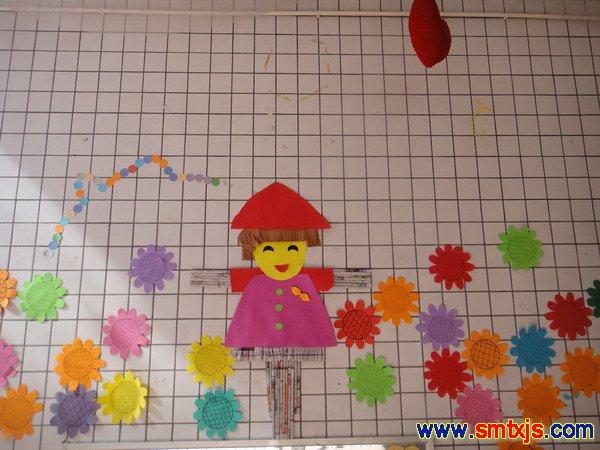 大班环境创设方案_幼儿园新学期的环境创设 - 幼儿园墙面布置图片